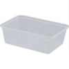 Plastic Containers 750ml - Sleeve (50)