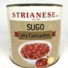 SUGO ALLA CONTADINA STRIANESE 2.5KG - Tin (2.55Kg)