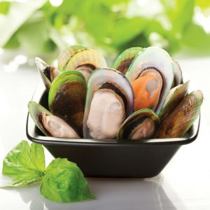 Mussels-Black